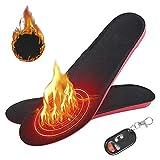 Semelles Chauffantes USB Rechargeable d'hiver Chaufferette...