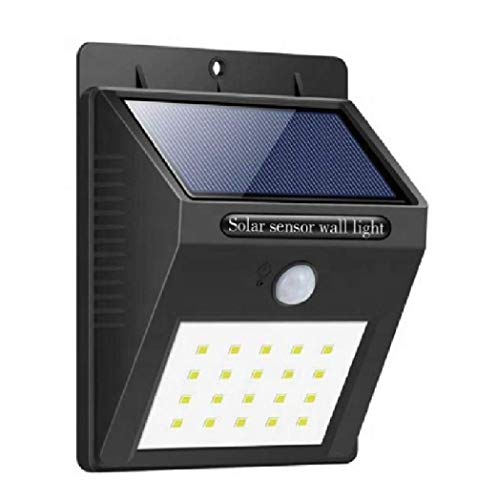 SFZ Wireless Solar Light Power Battery Motion Sensor Waterproof Night Lamp LED for Outdoor Home Automation