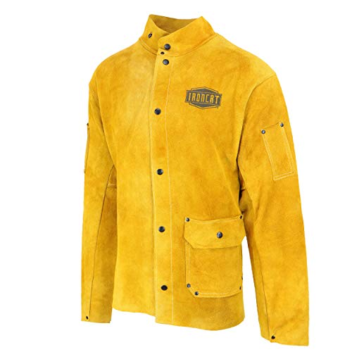 West Chester IRONCAT 7005 Leather Jacket