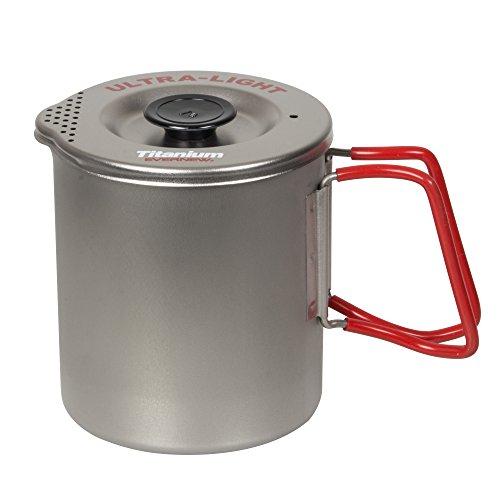 Evernew Titanium Pasta Pot-red-small