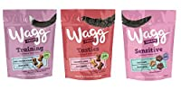Ideal for helping with training or just for a special treat Perfect for dogs over 8 weeks old 3 delicious flavours - Chicken & Liver, Lamb & Rice and Beef, Chicken & Lamb Oven baked for natural taste No added sugar