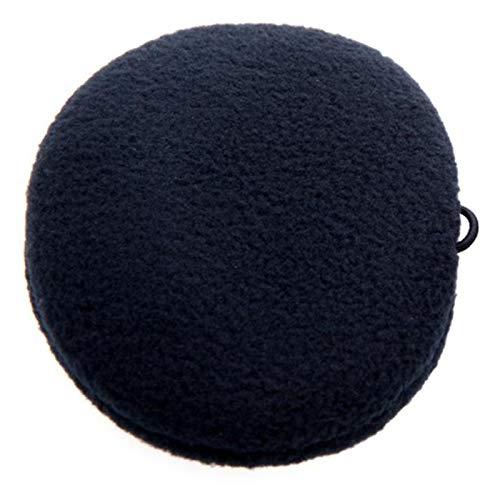 Earbags Ohrenwärmer Helmet, schwarz, M, 10711