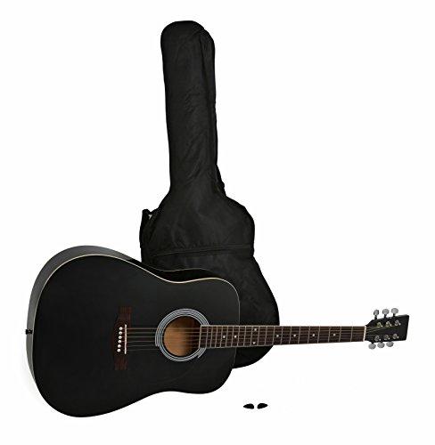 Navarra NV 31 Westerngitarre schwarz