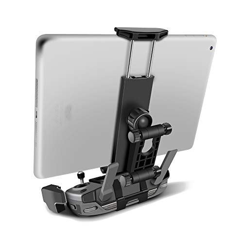 Kismaple 4.6-11 Inches Foldable Tablet / Phone Mount Holder Bracket with Neck Strap Controller Mount for DJI Mavic 2 Pro,Mavic 2 Zoom Accessories