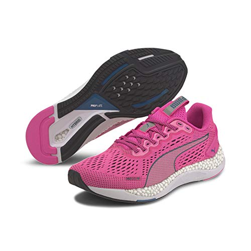 PUMA Speed 600 2 WN'S, Zapatillas para Correr de Carretera para Mujer, Rosa (Luminous Pink/Digi/Blue), 41 EU