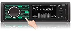 Sound Boss SB-3990BT USB/FM/SD/AUX/Bluetooth Wireless with Phone Caller Id Receiver Car Stereo (Single Din),SoundBoss,SN-2124BT