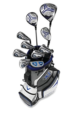 Callaway Golf Xj Junior Golf Set, Right Hand