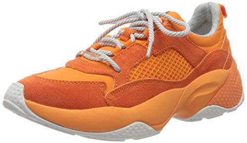 Marc O'Polo Damen 00115233501315 Sneaker, Orange (Orange 277), 39 EU