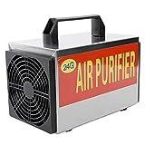 Blusea Generatore di Ozono Ozonizzatore con Timer Purificatore d'aria in Acciaio per Auto...