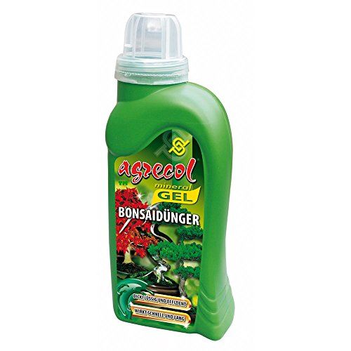 Mineral Gel Bonsai Fertilizzante Concime per piante bonsai Piante fertilizzante Concentrato per 100L fertilizzante liquido