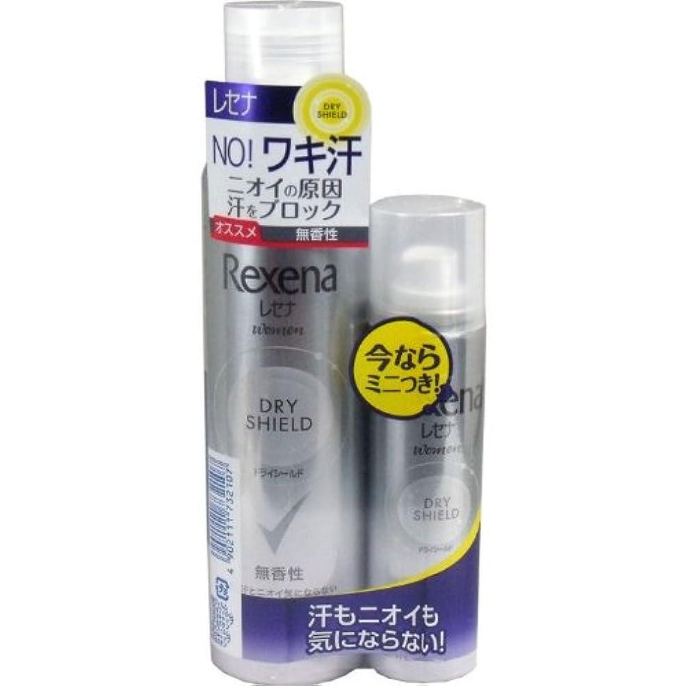 ポップ破壊的な重大レセナ ドライシールドパウダースプレー 無香性 135g+(おまけ45g付き) 【5個セット】