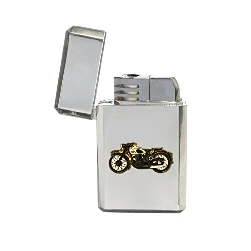Norton motorfiets stormproof gas aansteker