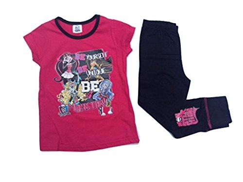 Monster High Schlafanzug Be a Monster (128)