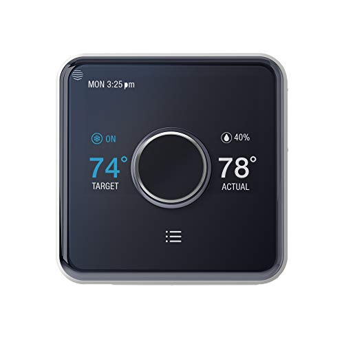 Hive Smart Home Thermostat, Works with Alexa Google Home, Requires C Wire Hive Hub