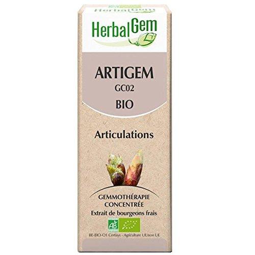 Artigem Bio - 15 ml - Herbalgem