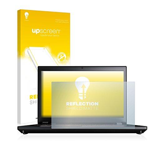 upscreen Entspiegelungs-Schutzfolie kompatibel mit Lenovo ThinkPad P71 – Anti-Reflex Bildschirmschutz-Folie Matt