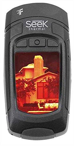 Seek Reveal XR FF warmtebeeldcamera 30 Hz zwart