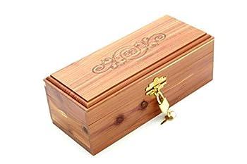 Best cedar jewelry box Reviews