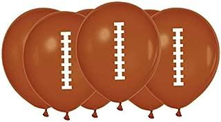 Football Latex Balloons, Party Decoration