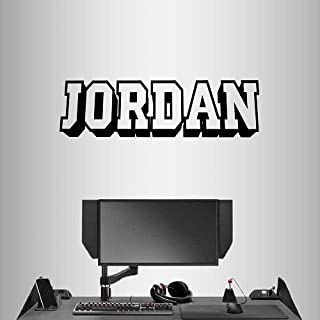 In-Style Decals Wall Vinyl Decal Home Decor Art Sticker 3D Personalized Name Boy Girl Gamer Video Game Studio Teen Nursery Play Room Removable Stylish Mural Unique Design 2446