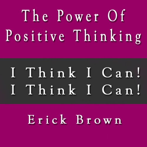 The Power of Positive Thinking Self Hypnosis & Guided Meditation cover art