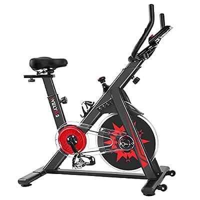 WELYAS Exercise Bike - Stationary Bikes for Hom...
