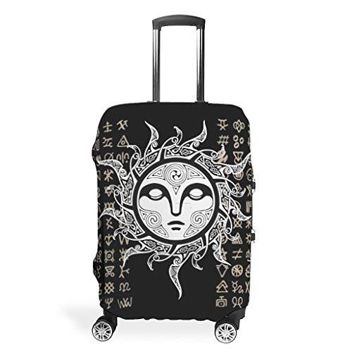 EUNNT - Funda protectora para maleta de viaje de elastano