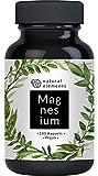 Premium Magnesiumcitrat - Vergleichssieger 2020* - 2250mg davon 360mg elementares Magnesium pro Tagesdosis - 180 Kapseln - Laborgeprüft, hochdosiert, hergestellt in Deutschland