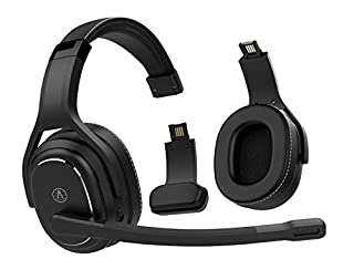 Rand McNally ClearDryve 220 Premium 2-in-1 Wireless Headset for Clear Calls with Noise Cancellation, Long Battery Life & All-Day Comfort (B08BMNWN8M) | Amazon price tracker / tracking, Amazon price history charts, Amazon price watches, Amazon price drop alerts