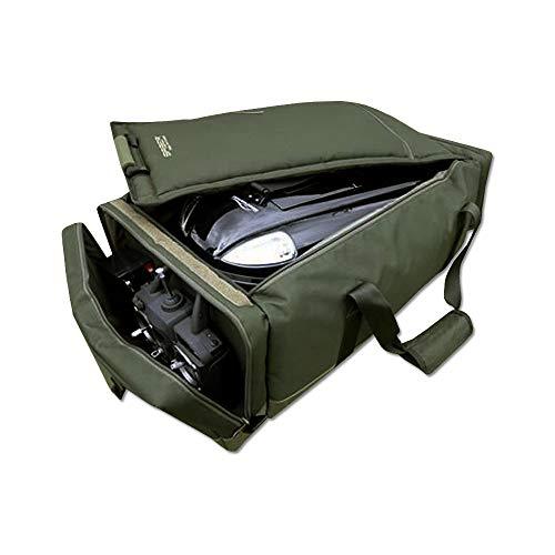 Saber Medium Deluxe Bait Boat Bag Carp Fishing Luggage Waverunner, Angling Technics, Viper Bait Boat Bag