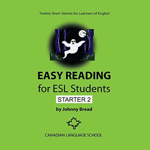Easy Reading for ESL Students audiobook cover art