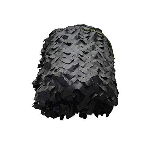Carl Artbay luifel, zwart, modus, camouflage, tent, doek, zonnescherm, geschikt voor tuindecoratie, fotografie, multimaat, optioneel (maat: 3 * 5 mt) camouflage, camouflagennet 3*3m