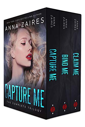 Capture Me: The Complete Trilogy (English Edition)