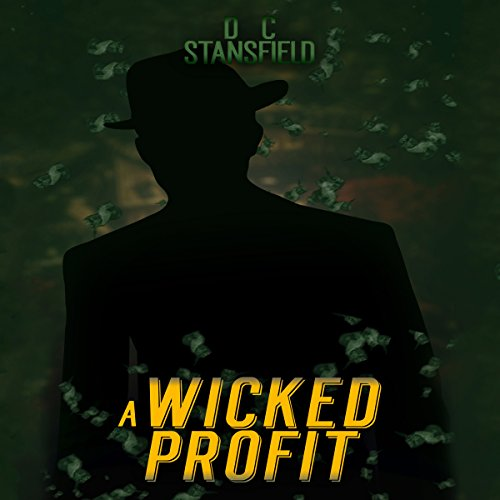 A Wicked Profit audiobook cover art