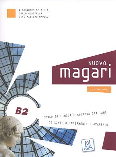 MAGARI B2 ALUM+CD: Libro + CD audio B2