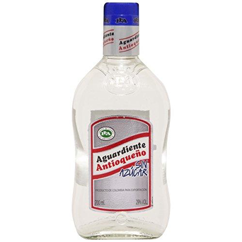 Antioqueno Aguardiente sin Azucar, 1er Pack (1 x 700 ml)