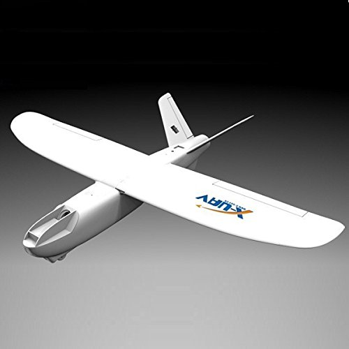 X-uav Mini Talon EPO 1300mm Wingspan V-tail FPV Plane Aircraft PNP