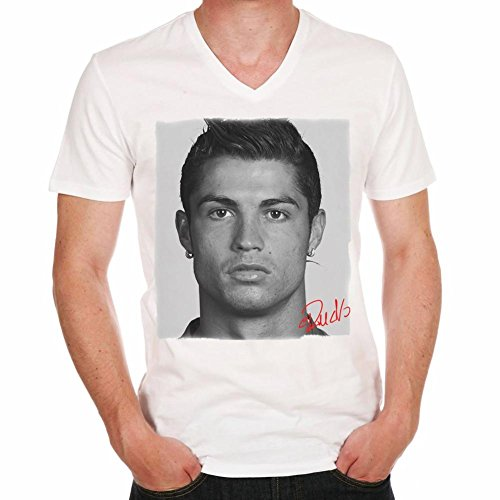 One in the City Cristiano Ronaldo Football Soccer Men's T-Shirt
