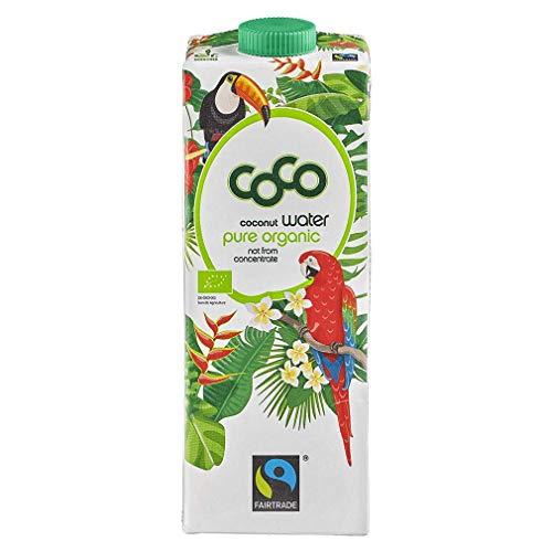 Bio Coconut Water Pur, 1L