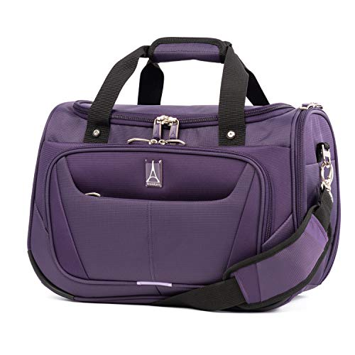 Travelpro Maxlite 5-Lightweight Underseat Carry-On Travel Tote Bag, Imperial Purple, 18-Inch