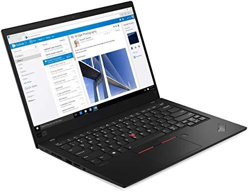 Lenovo ThinkPad X1 Carbon 20QD Ultrabook 14' IPS 1920 x 1080 Full HD Core i5 8265U 1.6 GHz Win 10 Pro 8 GB RAM 256 GB SSD UHD 620 Graphics
