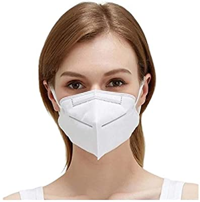 CPAP1000 Superior Protection Respirators (Pack of 40) - Comfortable and Excellent Against Harmful Airborne Particles