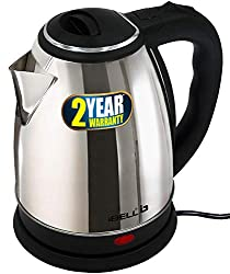 iBELL Electric Kettle 1.8 Litre Stainless Steel 1800 Watts SEK18L