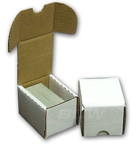 BCW 1-BX-100 Caja de almacenamiento de 100 unidades