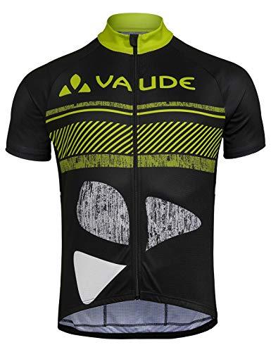 Vaude Herren Trikot Men's Brand Tricot, Black, XL, 41839