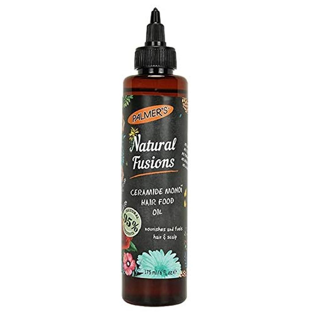 インタフェース警察南西[Palmer's ] パーマーの自然な融合セラミドモノイヘア食品175ミリリットル - Palmer's Natural Fusions Ceramide Monoi Hair Food 175ml [並行輸入品]