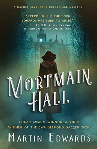 Image of Mortmain Hall (Rachel Savernake Golden Age Mysteries)