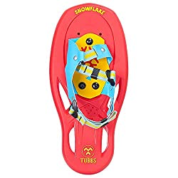 snow shoes for kids that are easy to put on