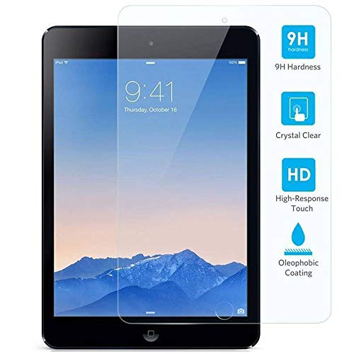 MMOBIEL Displayschutzfolie Kompatibel mit iPad 4/3 / 2 Tempered Glass 9H Härte HD