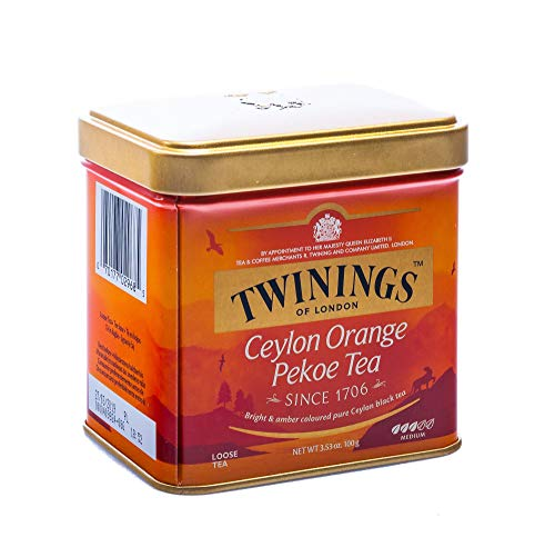 Twinings Ceylon Orange Pekoe Tee lose Dose 100 g